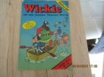 Wickie de viking stripboek en Garfield