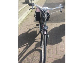 Leuke dames fiets Gazelle 7 versnelling mettsssen.