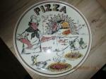 Pizza bord 30 cm