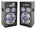 PARTY-KARAOKE12 Karaoke luidspreker set 600 Watt