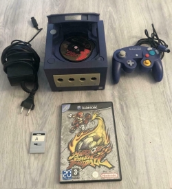 Nintendo GameCube incl. Controller met 1 spel