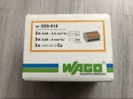WAGO lasklem 5x0,08-2,5mm2 Cu (1xDoos).