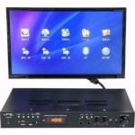 Karaoke versterker met HDMI, Bluetooth,FM, USB, SD, MP3, MP5
