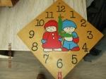 leer klok voor kinderen om klok te leren kijken
