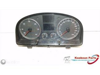 Tellerklok kilometerteller Volkswagen Touran I / II 1.9 TDI