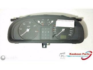 Tellerklok / kilometerteller Renault Laguna II 1.9 DCI