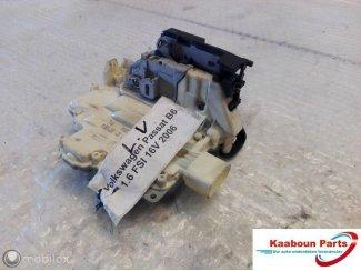 Slotmechanisme deur Volkswagen Passat B6 ('05-'10 links voor