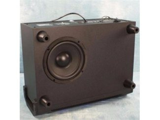 Draagbaar 2.1 systeem met bluethooth/Usb/Sd en Radio(2525B)