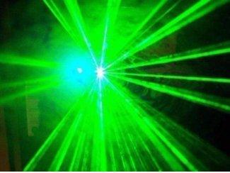 laser 100MW Groen Muziek-gecontroleerde DMX (1790-B)