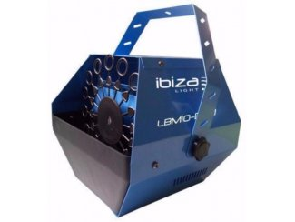 Bellenblaas machine Blauw (098E-B)