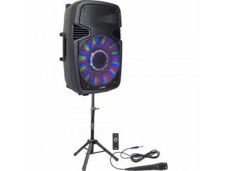 PARTY-15PACK Actieve luidspreker met statief 800Watt (2436P