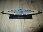 Schaal model schip