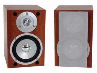 Kleine stereo of surround speakers 2 x 40 Watt (TKIB)