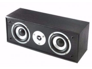 5,1 Surround Speaker Set Zwart (000-B)
