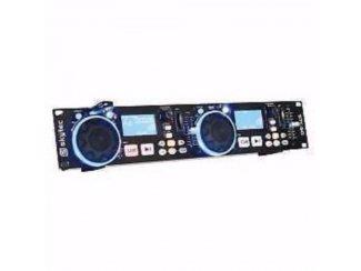 Dubbele MP3-/USB-/SD-speler STC-50