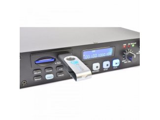 Power Dynamics PDC-35 Digitale Recorder CD/USB/SD (824T)
