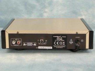 CD speler met FM tuner en afstandsbediening (Zwart ),
