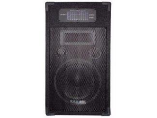 karaoke speakers met versterker (7076-B)