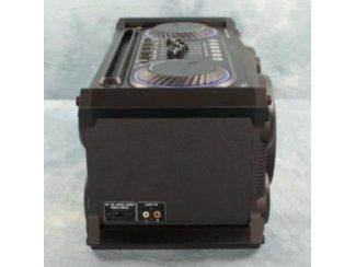 Draagbaar systeem op accu met Bluetooth/Usb/Sd/Radio (2530B)