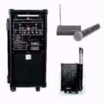 Karaoke versterker met HDMI, Bluetooth,FM, USB, SD, MP3, MP5.