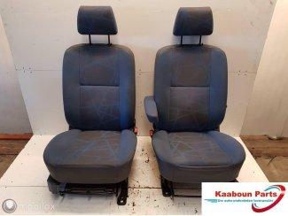 Interieur Fiat Doblo Cargo I 1.9 MultiJet SX ('01-'10) blauw
