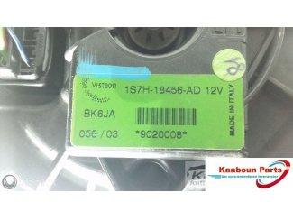 kachel / airco bedieningspaneel Ford Fiesta VI 2002 - 2008