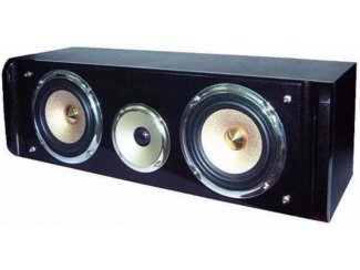 Center speaker C-55 , 2 Weg, 60 Watt 2-Weg Nieuw,