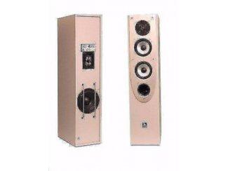Speaker 3-Weg, 2x 220 Watt, zilver/grijs(273D)