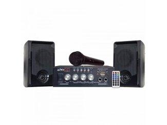 PARTY-KA100 Karaoke set Usb, Sd, Bluetooth (9020P-B)