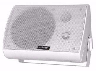 100 Volt of 8 Ohm 2 weg speakers 30 Watt Wit (2012-B)