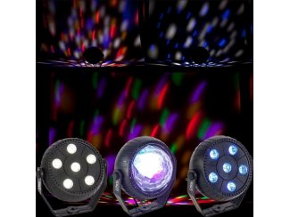 PARTY-TRIFX 3 Disco licht effecten LED (1183P-B)