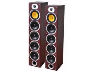 4-wegs BassReflex luidsprekers Mahonie (071-B)