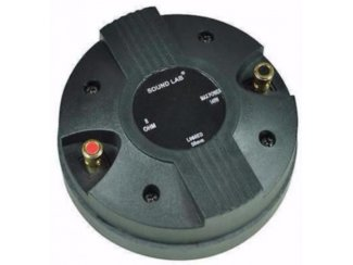 Compressie Driver 140 Watt 8 Ohm (60ED-EL)
