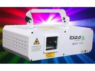 RGB Laser 500MW Rood,Groen en Blauw (1157-B)