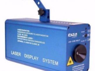 Firefly laser effect 200mw = blauw (143-b)