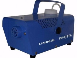 Mini rook machine 400 Watt Blauw (099dB)