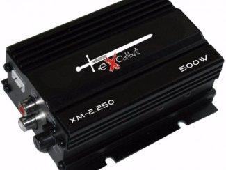 EXCALIBUR XM2.250 2-Kanaals Scooterversterker