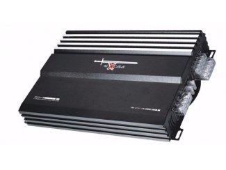 EXCALIBUR X500.4 4-kanaals versterker 2000Watt.