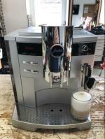 Koffiemachine Jura S9 OTC slechts 10000 kopjes !!