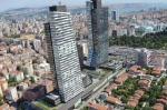 Istanbul'da yetkili olarak satilik AVM + ofis kule