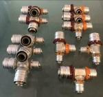 Uponor MLC perskoppeling T-stuken (Totaal 11 Stuks).
