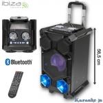 IBIZA SPLBOX350-PORT All-in-1 geluid-systeem 350 Watt