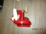 snij machine voor snijbonen met zuignap