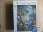 `17 stuks Ravensburger en Jumbo merk puzzels