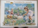 Puzzel nostalgie