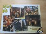 24 nostalgie/antieke puzzels