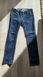 Dkny skyline jeans maat 40 heup broek
