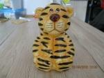 Beeld spaarpot tijger