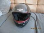 Caberg E3 J1 plus mat zwart flip voorkant helm maat M
