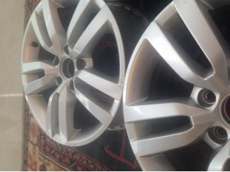 Banden en Velgen Originele Volkswagen Tiguan 16 Inch velgen